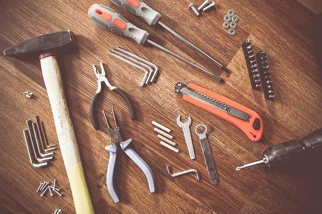 Werkzeug für Ihr Gartenhaus