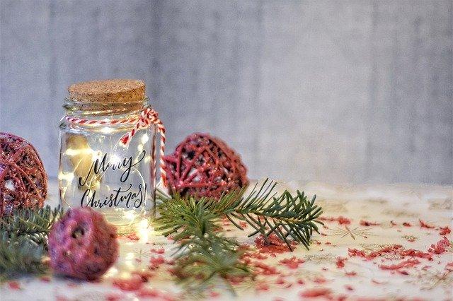 Dekogläser weihnachten