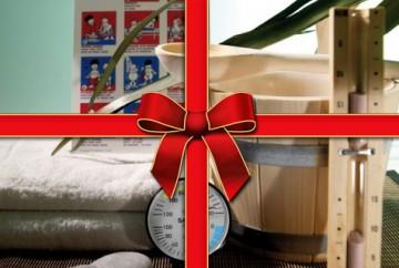 Sauna Geschenksets