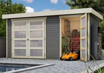 Zweiraum- oder Multifunktionshäuser