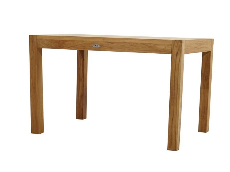 Ploss Gartenmöbel Gartentisch rechteckig New Haven aus Premium-Teak  120 x 80 x 77 cm