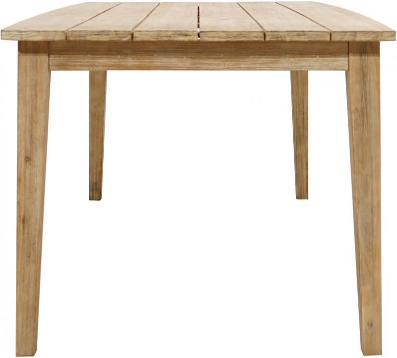 Ploss Gartenmöbel Gartentisch Dining Borneo aus Akazie  180 x 90 x 74 cm  rechteckig