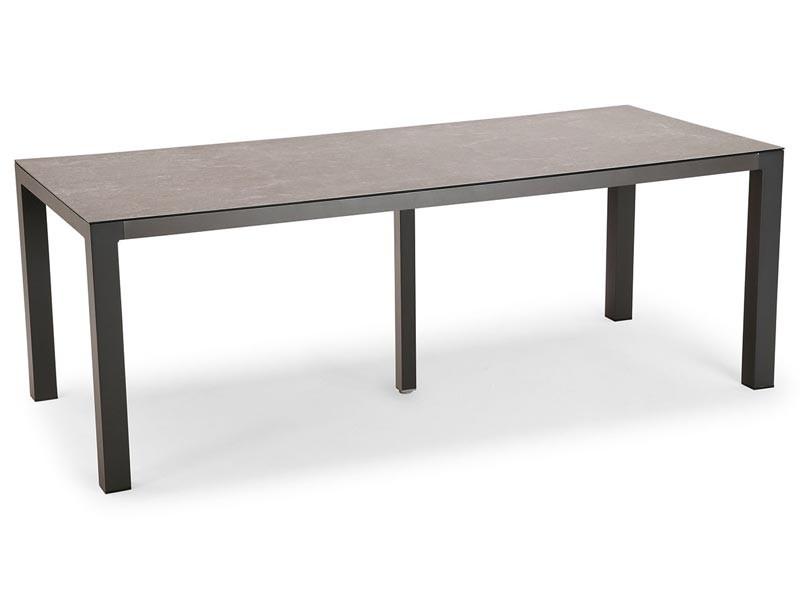 Best Tisch Houston 210x90cm anthrazit/anthrazit