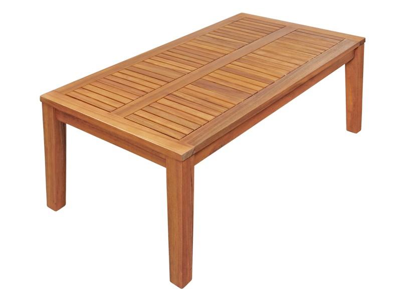 Gartenmöbel Set 5-teilig Havanna aus Polyrattan und Holz - Farbe altweiß mit Eukalyptus inkl. Auflagen