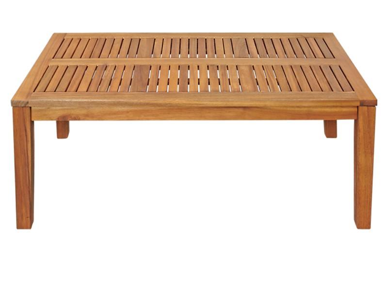 Gartentisch Havanna rechteckig aus Eukalyptus Holz