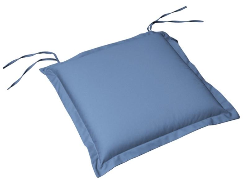 Gartenmöbel Sitzkissen Premium extra dick - Farbe: blau