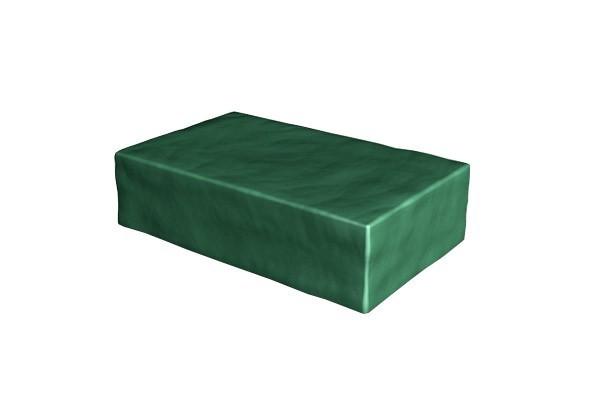 Schutzhülle für Tisch  92x182x77 cm (BxLxH) Farbe:grün