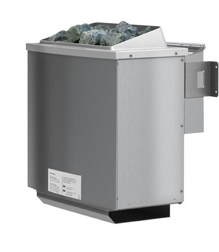 Karibu Biokombiofen 4,5 kW ohne Steuergerät für finnische Saunaöfen