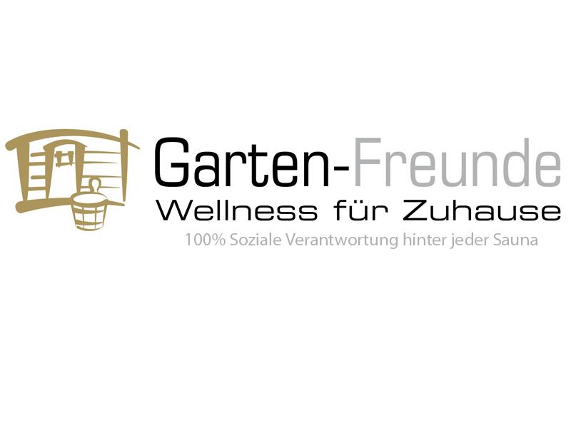 Sauna Eck-Leuchte Klassik Garten-Freunde