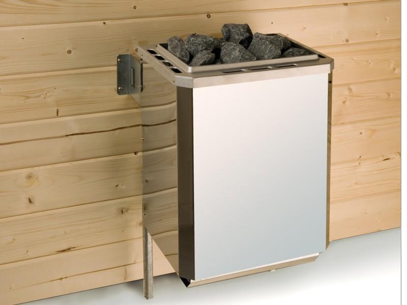 WEKA Saunaofen Klassik 4,5 kW 230 Volt (20A Wechselstrom)