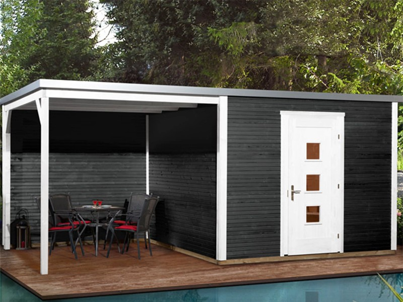 WEKA Designhaus wekaLine 413 B Gr.1, anthrazit