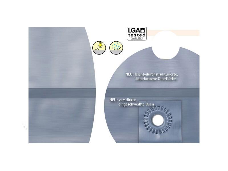 Landmann Belardo Schutzhülle Sonneninsel Minois 220x220cm - braun