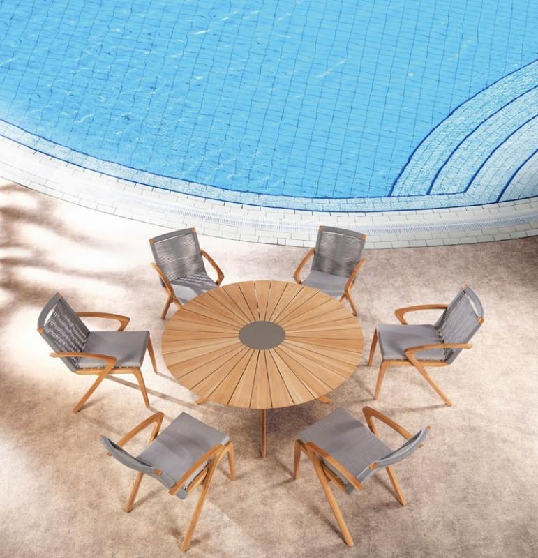 Best Gartenmöbel Dining-Set Agadir - 7-teilig
