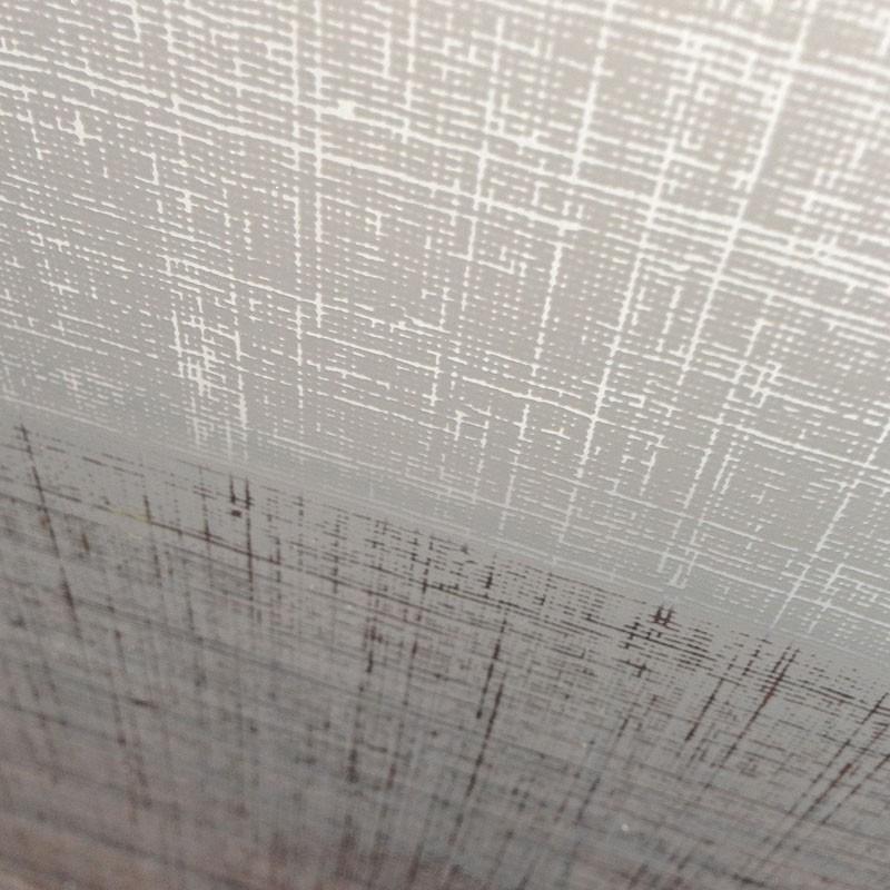 TraumGarten Sichtschutzzaun System Glas Texta - 90 x 180 cm