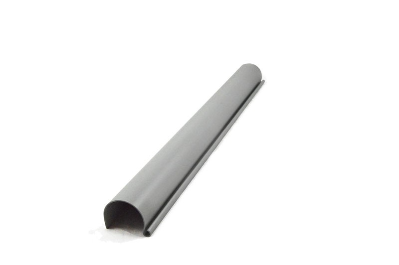 Karibu Dachrinne für Flachdach bis 590 cm PVC 5,90 m