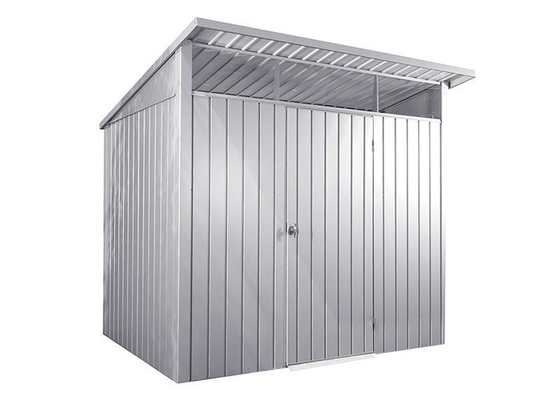 Tepro Metallgerätehaus Palladium 6x5 silber