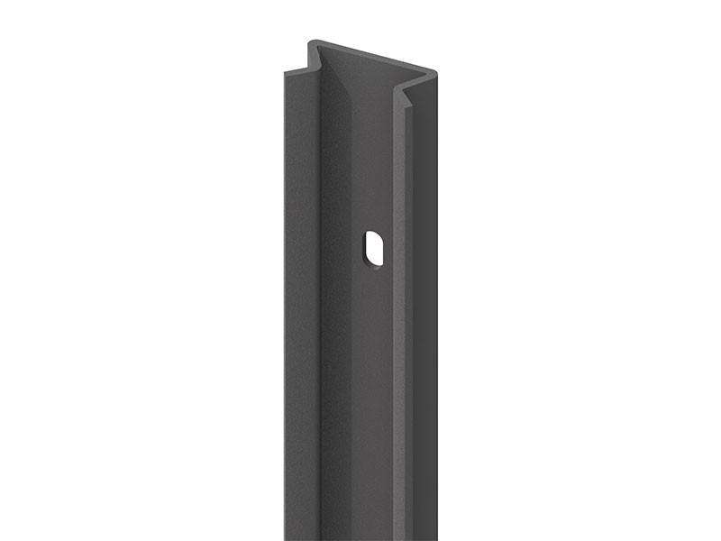 TraumGarten Pfosten-Adpater 45 Grad Anthrazit - 105 cm