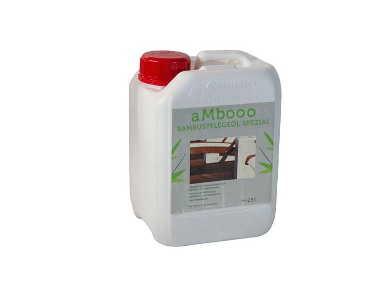 Bambus Select Terassendielen Set 45qm - Farbe: Coffee