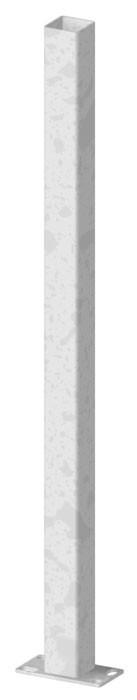 TraumGarten Torpfostenverstärkung Longlife für Torpfosten 105 cm