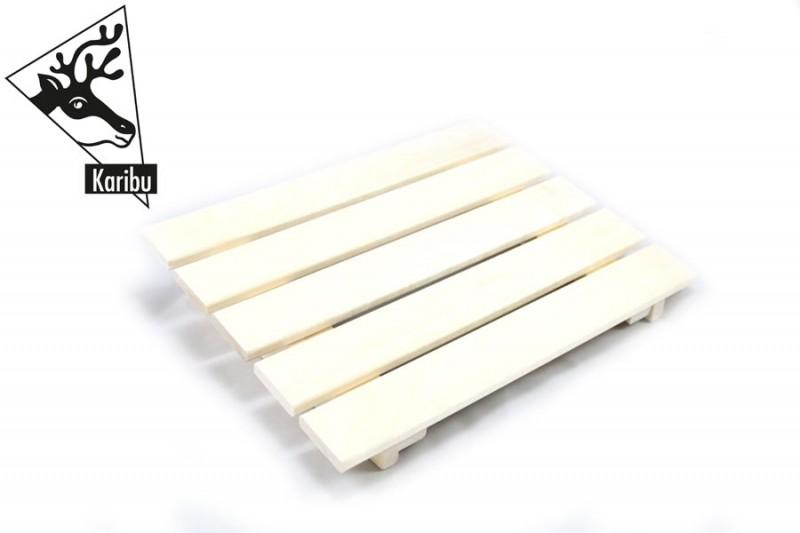 Karibu Kopfstütze CLASSIC aus Espenholz
