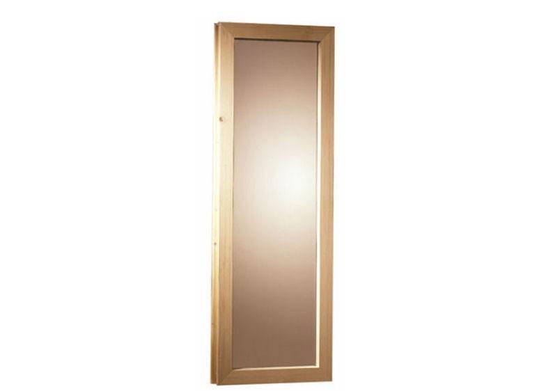 Karibu Sauna Fenster für 40 mm Saunen - 42 x 185 cm