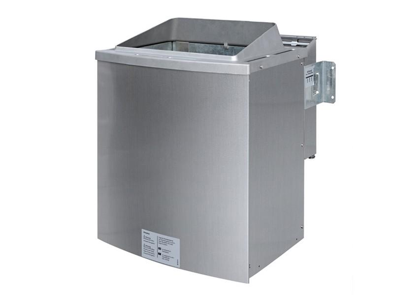 Karibu Biokombiofen 9 kW für externe Steuerung - ohne Steuergerät - inkl. 18kg Diabassteine