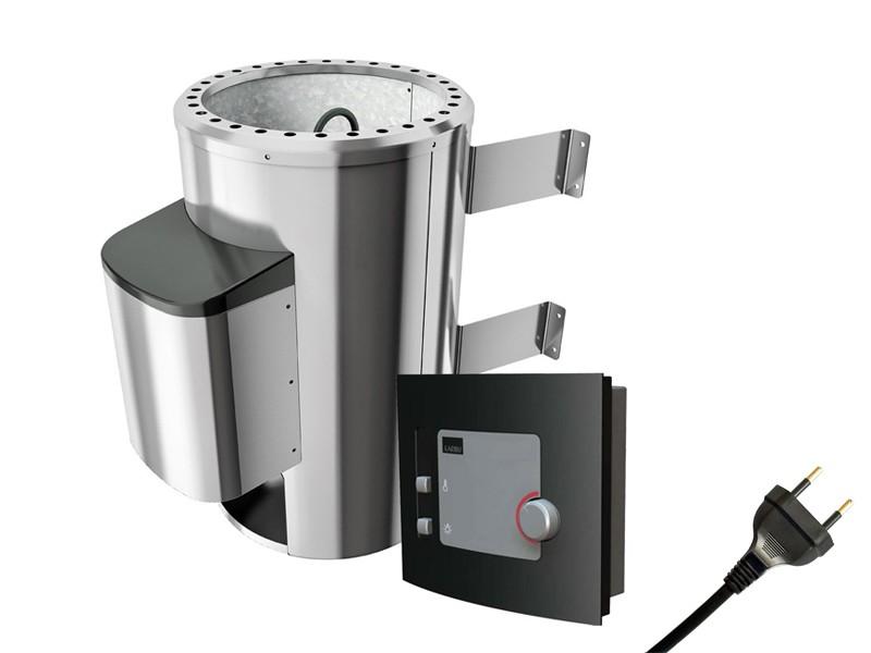 Karibu Saunaofen 230 Volt Ofen 3,6 kW - mit ext. Steuerung