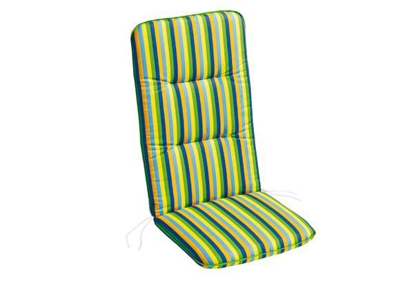 Best Sesselauflage nieder 100x50x6cm D.0664