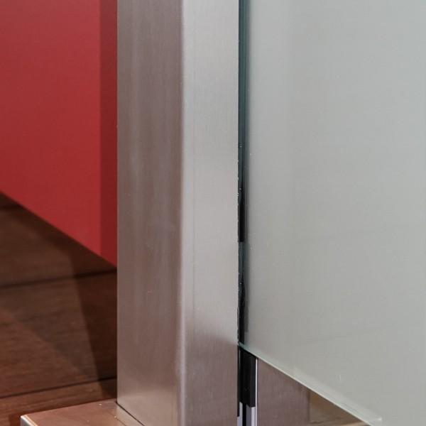 TraumGarten Ummantelungsset für System-Pfosten - 8 x 8 x 105 cm