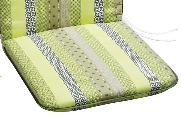 Best Monoblock Sitz 45 x 45 x 5cm Dessin Nr.: 1572 Farbe: gemustert