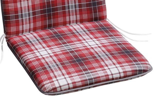 Best Sesselauflage nieder 100x50x6cm D.1570