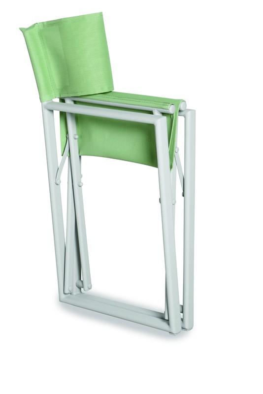 Best Regiestuhl Messina, Farbe: creme-hellgrün