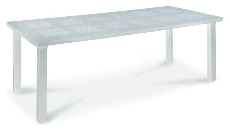 Best Ausziehtisch Rialto 160-220x100cm, Farbe: creme