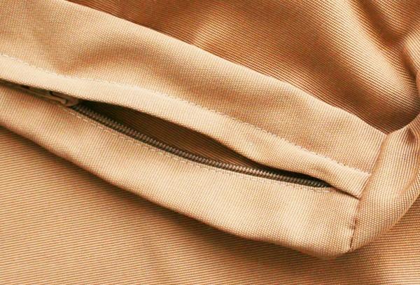 Kissenbezug Sunny Sonneninsel Bank - Farbe: mokkabraun