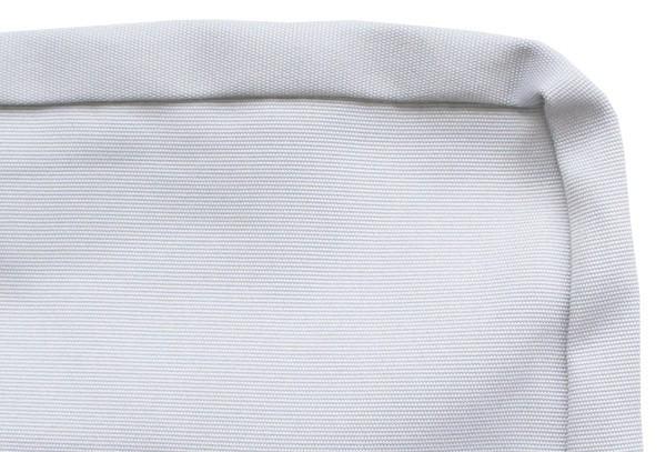 Kissenbezug Sunny Sonneninsel Bank - Farbe: hellgrau