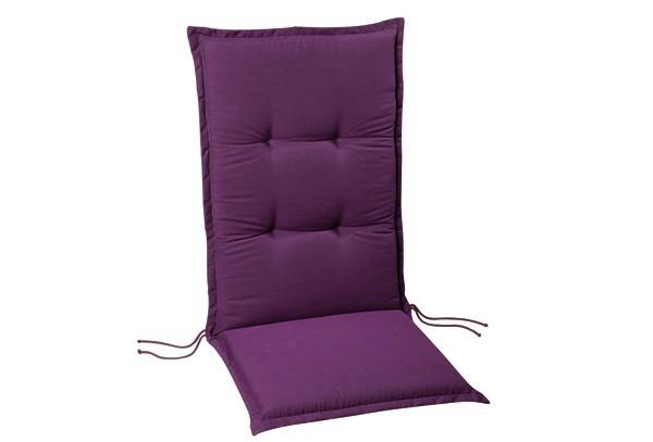Best Sesselauflage nieder 100x50x7cm D.1234