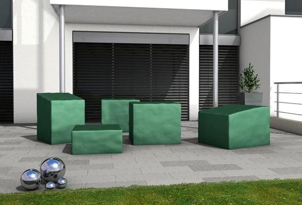 Schutzhülle für Gartenstuhl oder Gartensessel - Maße: ca. 60  x 65 x 90 cm