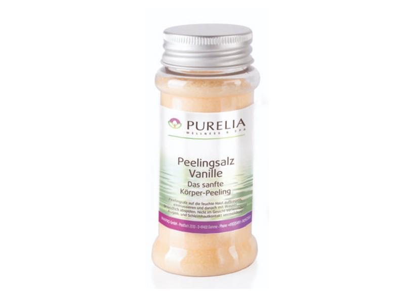 Purelia Salzpeeling Sauna Peeling 120 g Vanille
