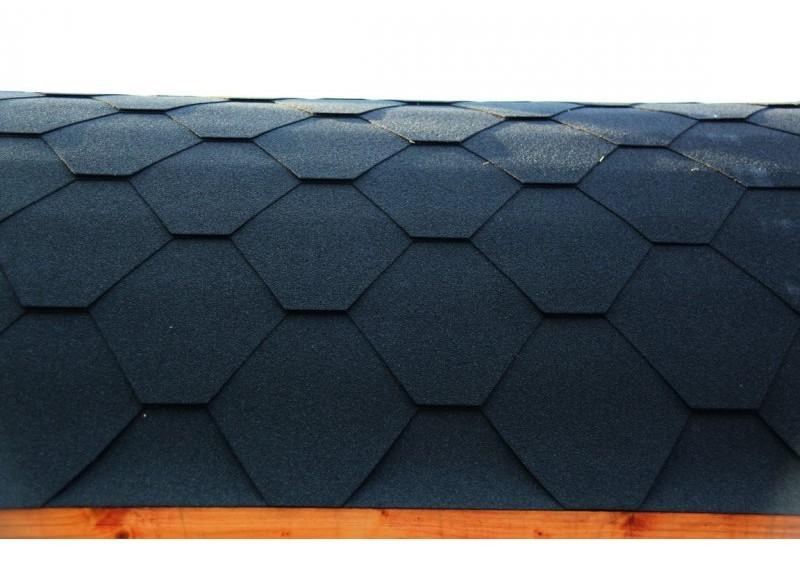Wolff Finnhaus Saunafass 280 de luxe vormontiert - Thermoholz inkl. Schindeln ohne Ofen - Maße: Ø235 x 280 cm