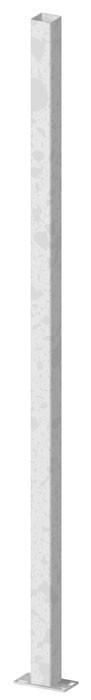 TraumGarten Torpfostenverstärkung Longlife für Torpfosten 149 cm