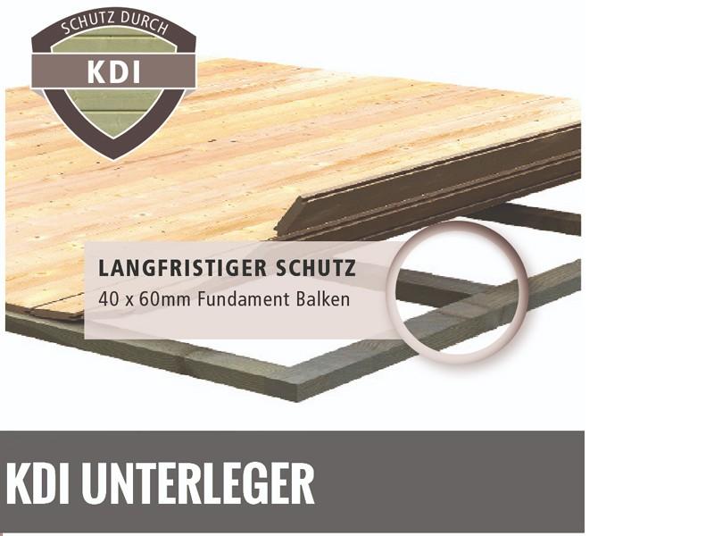 Woodfeeling Marktstand Verkaufshaus 2