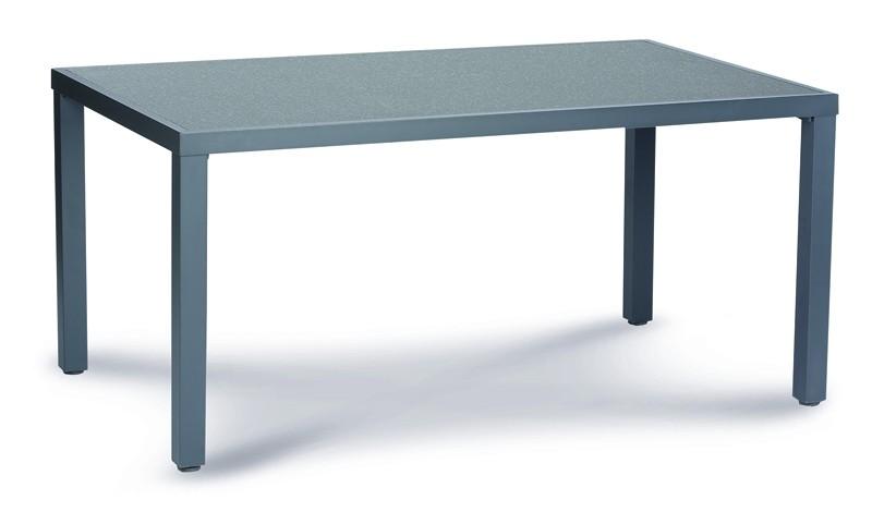 Best Alu-Tisch Novelle 210x96cm anthrazit