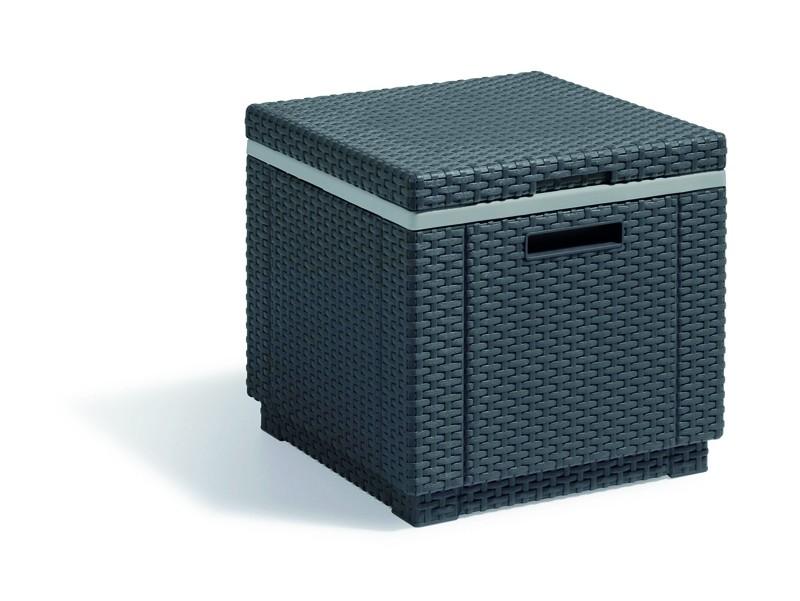Best Kühlbox Porto 42x42x38cm graphit