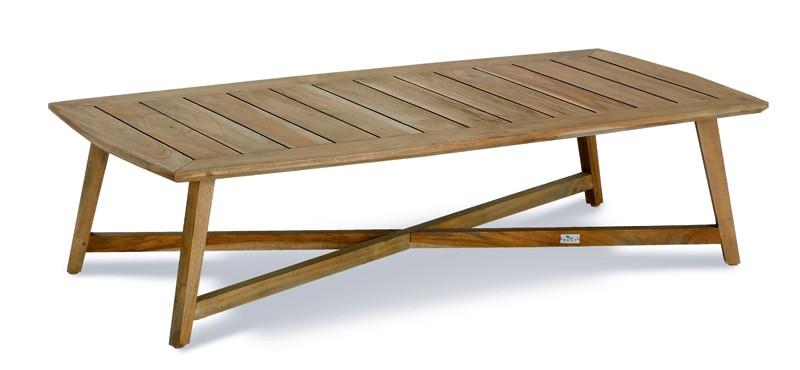 Best Couch Tisch Paterna 140x70cm Teakholz