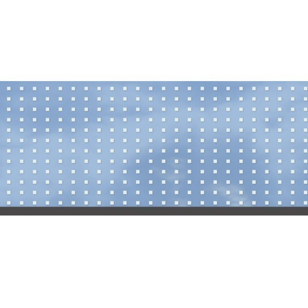 TraumGarten Dekorprofil Set Theta mattiert - 30 x 178 cm