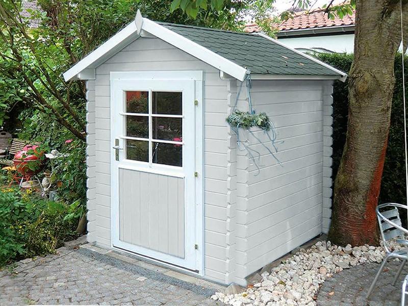 Wolff Finnhaus 28mm Gartenhaus Max 28