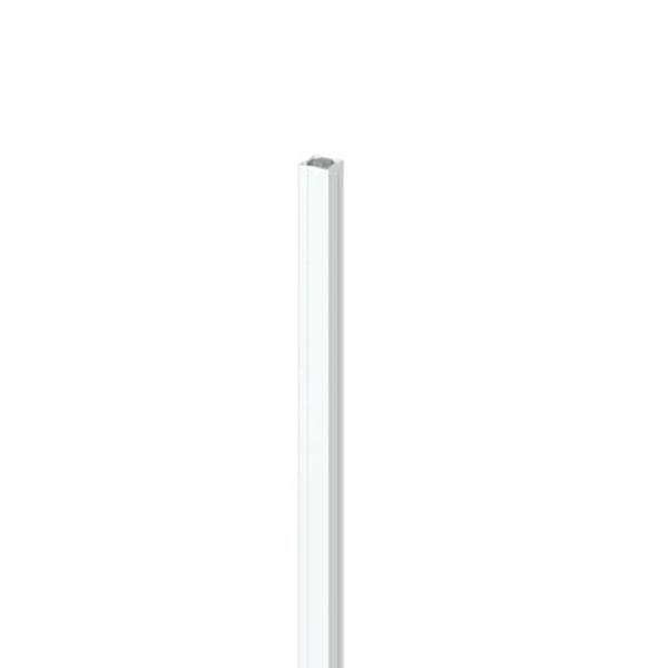 TraumGarten Zaunpfosten Longlife weiß - 8 x 8 x 240 cm