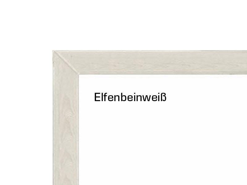 Karibu Holz Fenster für 38/40 mm Wandstärke - Dreh-/Kipptechnik - elfenbeinweiß