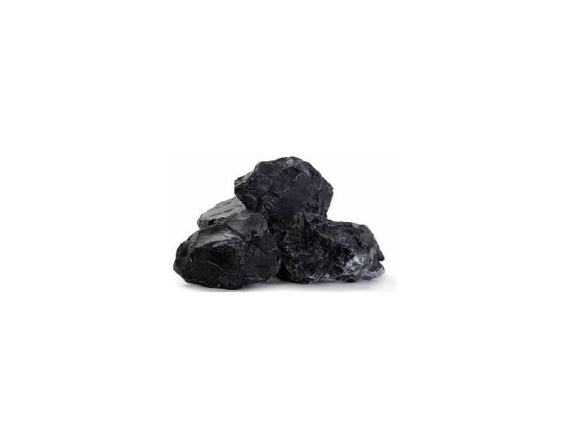 Gabionensteine NERO EBANO - anthrazit - 500 kg - Big Bag