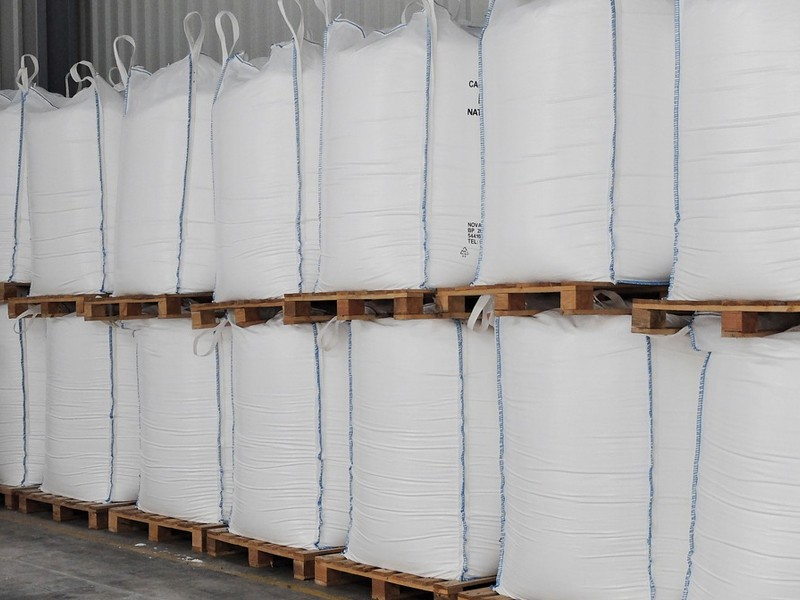 Gabionensteine VERDE ALPI - dunkelgrau - 500 kg - Big Bag